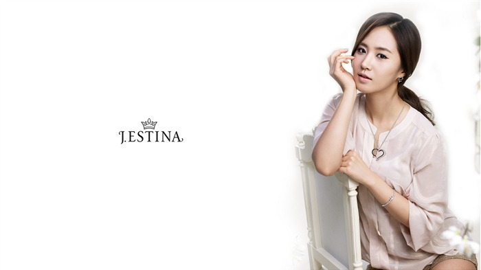 Girls Generation SNSD J ESTINA desktop wallpaper 03 Views:3410