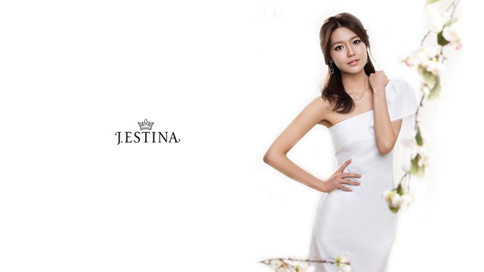 Girls Generation SNSD J ESTINA desktop wallpaper 09 Views:3755