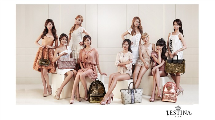 Girls Generation SNSD J ESTINA desktop wallpaper Views:10135