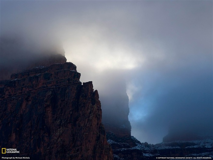 Grand Canyon National Park-National Geographic wallpaper Views:9386