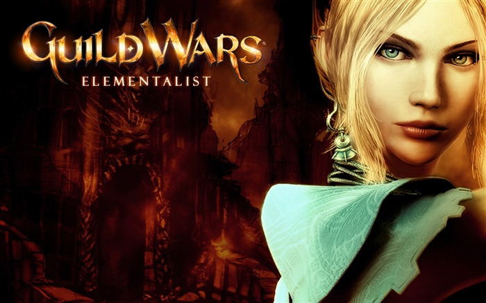 Guild Wars Game HD Desktop Wallpaper Views:5872