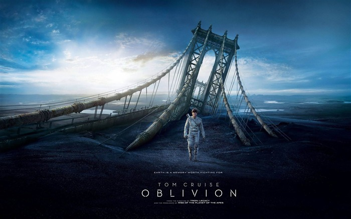 Oblivion 2013 Movie HD Desktop Wallpaper Views:10010