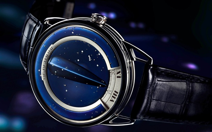 bethune watches men style-Brand advertising wallpaper Views:6935
