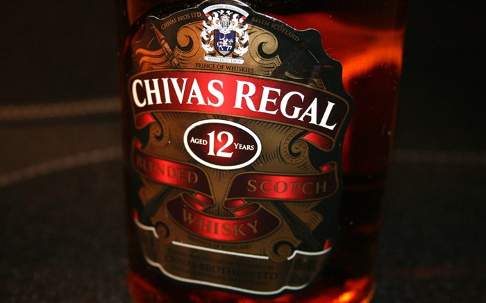 chivas regal whiskey alcohol-Brand advertising wallpaper Views:6952