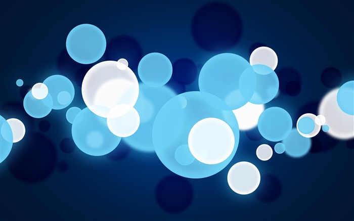 circles size background light-Abstract design HD wallpaper Views:7010