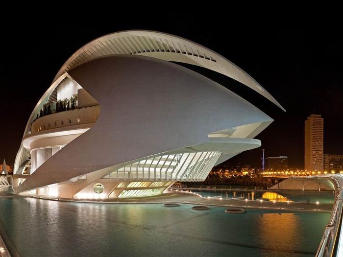 primus valencia valencia spain-Cities landscape widescreen wallpaper Views:4380