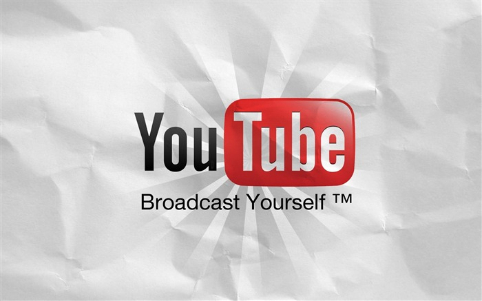 youtube logo-Brand advertising wallpaper Views:5720