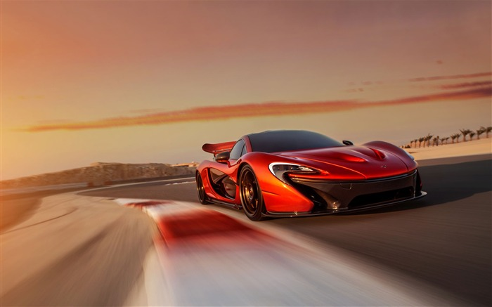 2012 McLaren P1 Concept Auto HD Desktop Wallpaper 01 Views:4093