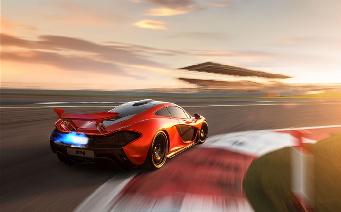 2012 McLaren P1 Concept Auto HD Desktop Wallpaper 02 Views:4028