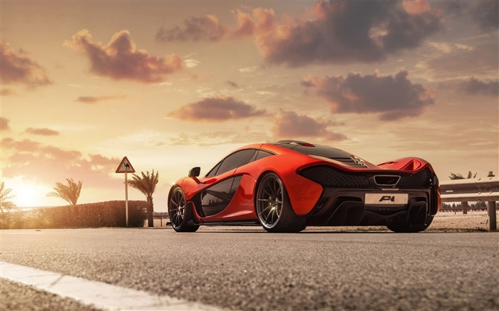 2012 McLaren P1 Concept Auto HD Desktop Wallpaper 06 Views:3859