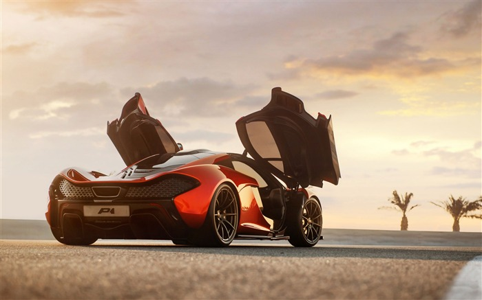 2012 McLaren P1 Concept Auto HD Desktop Wallpaper 07 Views:4127