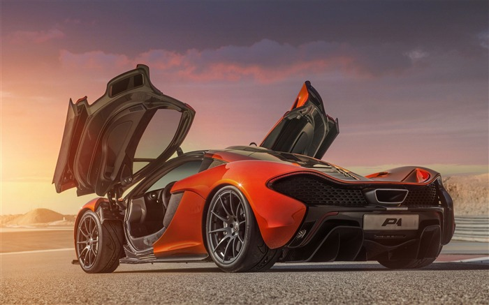 2012 McLaren P1 Concept Auto HD Desktop Wallpaper 08 Views:3960