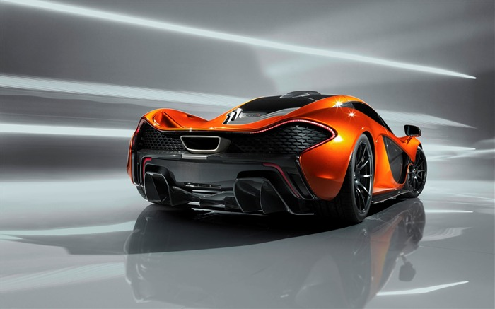 2012 McLaren P1 Concept Auto HD Desktop Wallpaper 12 Views:3684