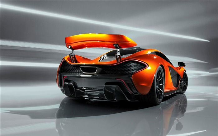 2012 McLaren P1 Concept Auto HD Desktop Wallpaper 16 Views:2620