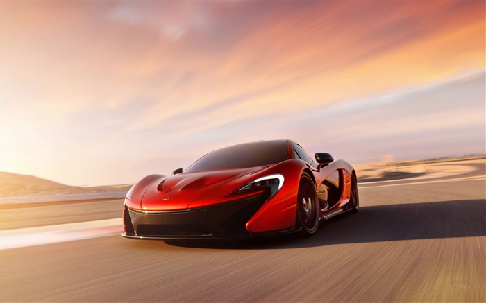 2012 McLaren P1 Concept Auto HD Desktop Wallpaper Views:9329