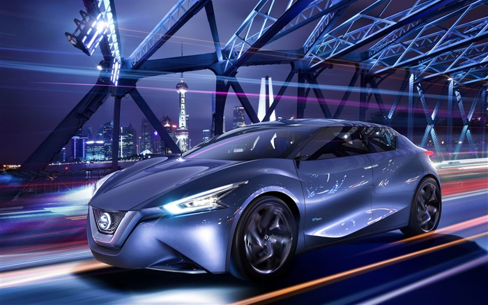 2013 Nissan Friend-ME Concept Auto HD Desktop Wallpaper Views:5941