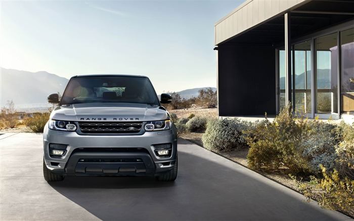 2014 Land Rover Range Rover Sport Auto HD Desktop Wallpaper Views:31861