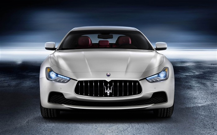 2014 Maserati Ghibli Auto HD Desktop Wallpaper Views:9821