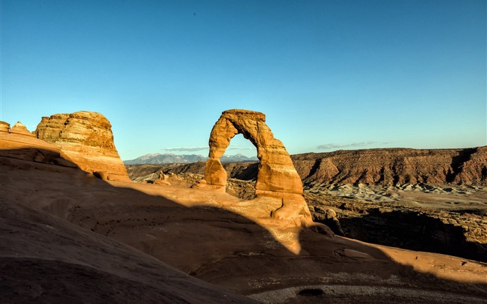 American Arches National Park Photography Desktop Wallpaper 05 Views:2657