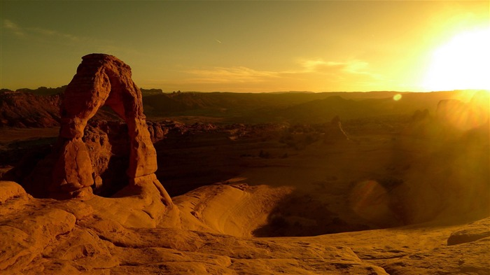 American Arches National Park Photography Desktop Wallpaper 08 Views:2273