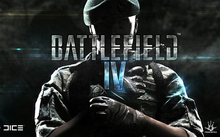 Battlefield 4 Game HD Desktop Wallpaper Views:19881