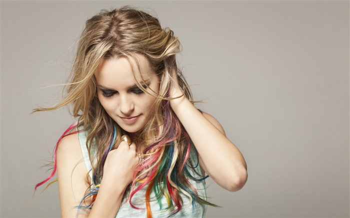 Bridgit Claire Mendler beauty girl HD desktop wallpaper 01 Views:3511