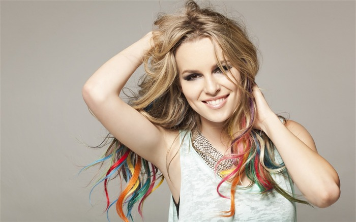 Bridgit Claire Mendler beauty girl HD desktop wallpaper 03 Views:3658