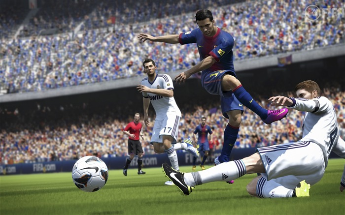FIFA 14 Game HD Wallpaper 03 Views:7790