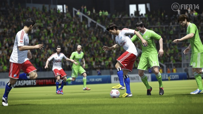 FIFA 14 Game HD Wallpaper 06 Views:3854