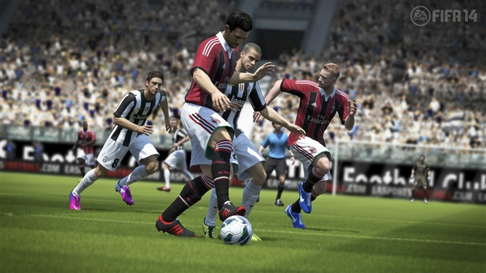 FIFA 14 Game HD Wallpaper 08 Views:3807