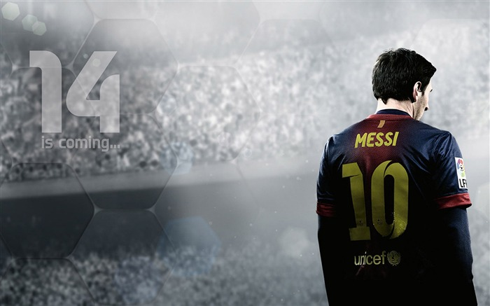 FIFA 14 Game HD Wallpaper Views:11198