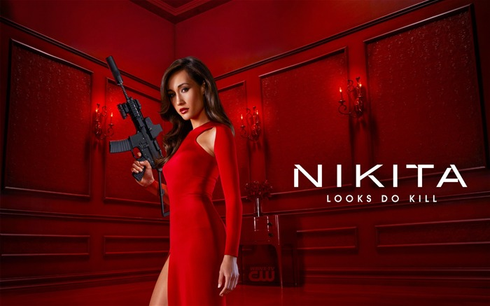 Nikita TV series HD widescreen Wallpapers Views:19562
