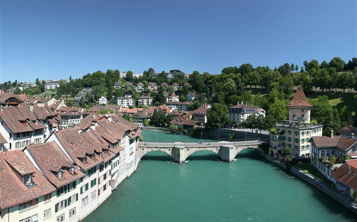 Switzerland City travel landscape photography wallpaper 03 Views:4043