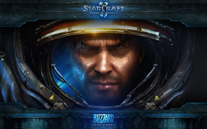 The 15th anniversary of the StarCraft series theme HD wallpaper 07 Views:2626