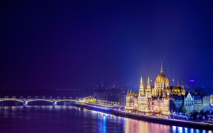 budapest hungary building-City travel photography wallpaper Views:3745