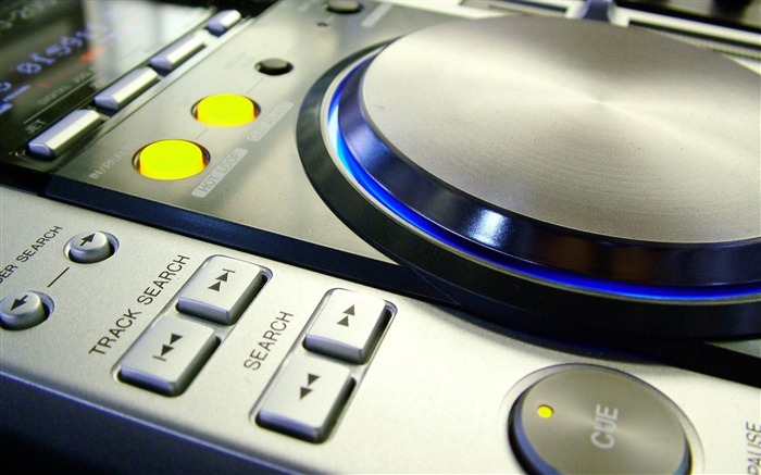 dj turntables music installation-Digital products HD widescreen Wallpaper Views:5024