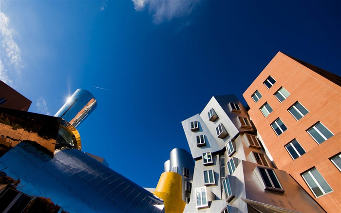 frank gehry buildings-Travel photography wallpaper Views:4097