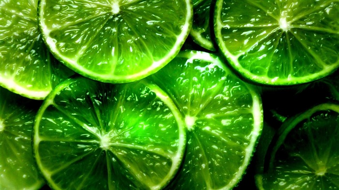 lime segments slices-food drinks HD wallpaper Views:4186