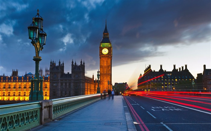 palace of westminster london-City travel photography wallpaper Views:7068