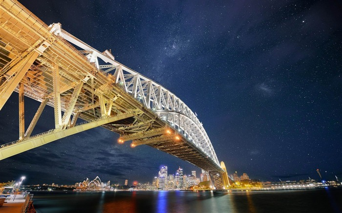sydney-Travel photography wallpaper Views:2933