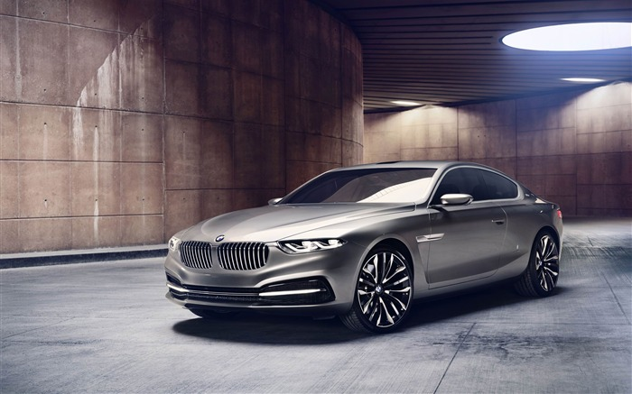 2013 BMW Pininfarina Gran Lusso Coupe Auto HD Desktop Wallpaper Views:10370