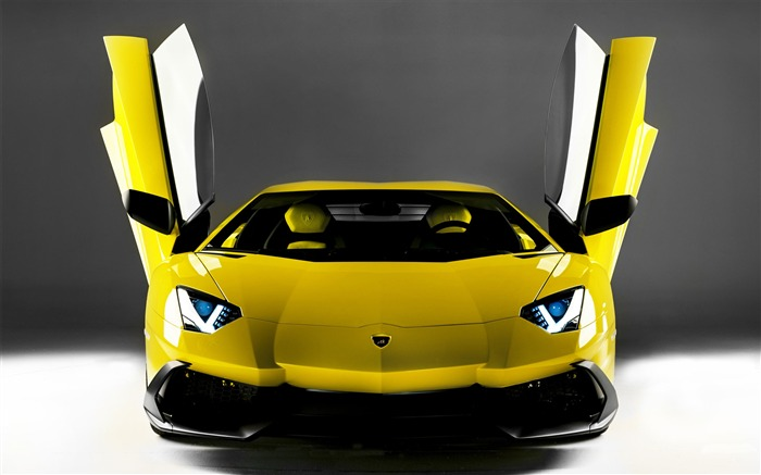 2013 Lamborghini Aventador LP720-4 50 Anniversario Auto HD Desktop Wallpaper Views:7690