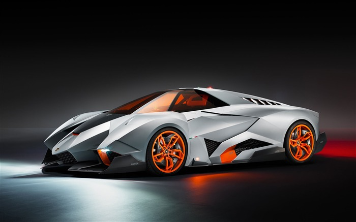 2013 Lamborghini Egoista Concept Auto HD Desktop Wallpaper Views:7472