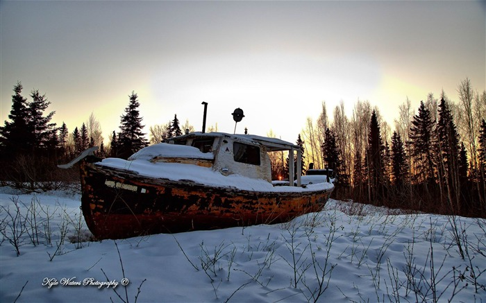 Beautiful Alaska natural scenery desktop wallpaper 14 Views:4566 Date:5/6/2013 10:36:46 PM