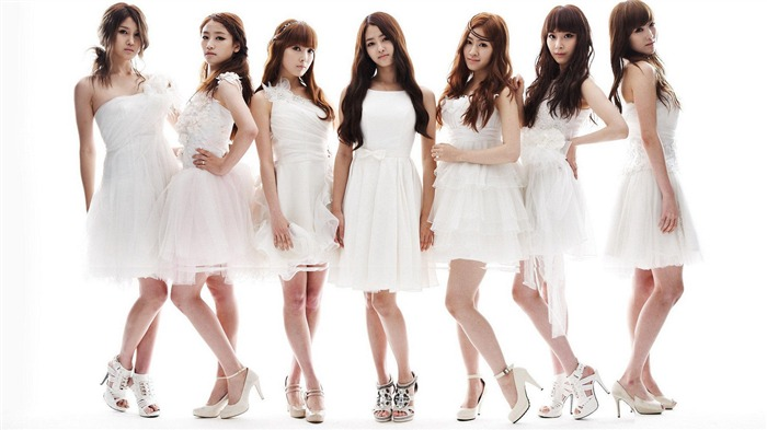 CHI CHI Korea girl group Desktop HD Wallpapers Views:14013