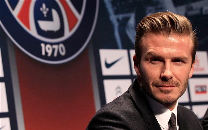 David Beckham soccer superstar retired Memorial HD Wallpaper Views:19170