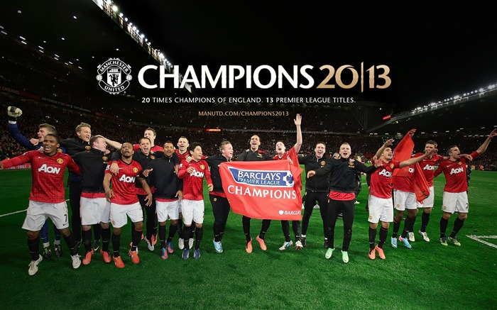 Manchester United 2012-13 champion Wallpaper 01 Views:7930 Date:5/3/2013 10:49:23 PM
