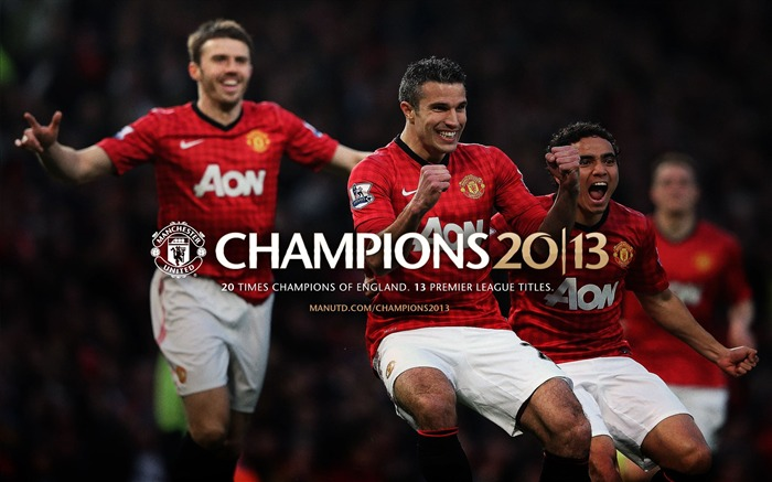 Manchester United 2012-13 champion Wallpaper 02 Views:4432 Date:5/3/2013 10:49:42 PM