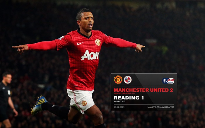 Manchester United 2 Reading 1-2012-13 champion Wallpaper Views:4687 Date:5/3/2013 10:58:31 PM
