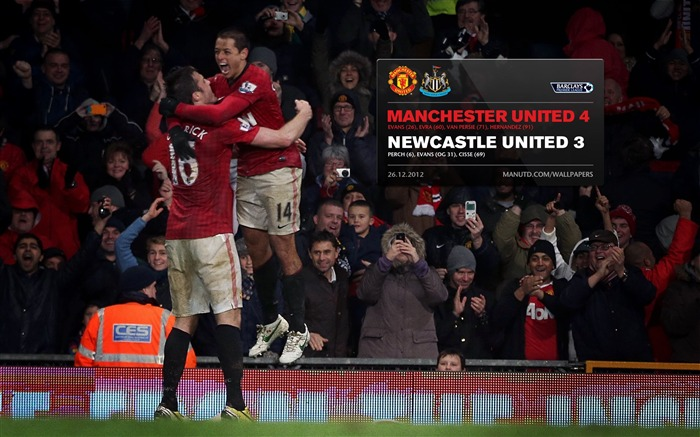 Manchester United 4 Newcastle 3-2012-13 champion Wallpaper Views:3730 Date:5/3/2013 11:05:49 PM